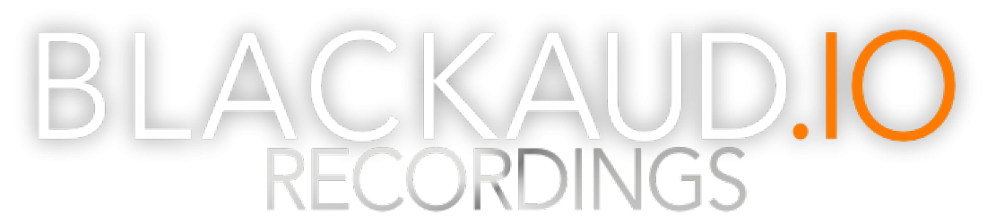 blackaud.io Recordings